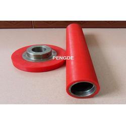 鹏德橡塑制品(图)、聚氨酯包胶供应、沈阳聚氨酯包胶图片