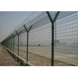 辽宁机场折弯护栏网怎么安装@双晟机场折弯护栏网图片