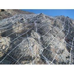 护坡钢丝绳网_护坡钢丝绳网(在线咨询)_福州护坡钢丝绳网图片