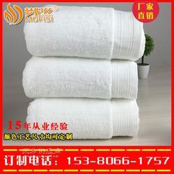 酒店毛巾浴巾浴袍图片
