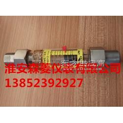 Z-6011A 管道水平流量计 0.5-7GPM/2-25LPM图片