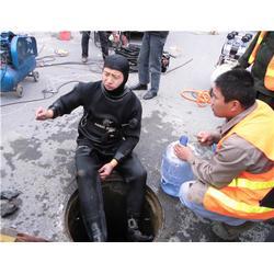 海能水下 污水管道气囊堵漏-滨州管道图片
