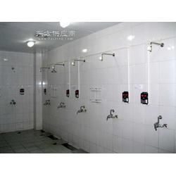 浴室计时刷卡器,澡堂计量IC卡机图片
