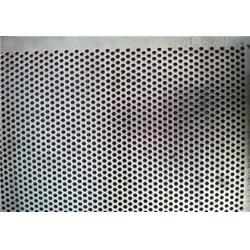 京阳网业-镀锌多孔板-厂家供应镀锌多孔板拉扯之力图片