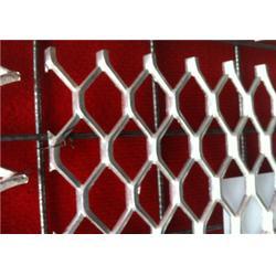 菱形钢板网,京阳网业,菱形钢板网生产厂家图片