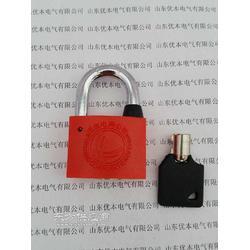 电力表箱挂锁40梅花塑钢锁图片