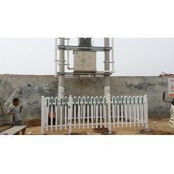 pvc市政护栏、围栏,花园栅栏_君瑞护栏图片