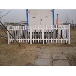 PVC變壓器護欄生產廠家、PVC變壓器護欄、塑鋼電力圍欄圖片