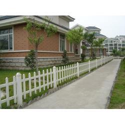 PVC草坪护栏哪家好|PVC草坪护栏|PVC市政护栏图片