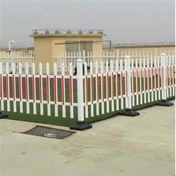 文登变压器护栏、PVC电力护栏、变压器护栏施工工艺图片