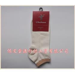 雪源针织(图)|纯棉袜子团购|石家庄纯棉袜子图片