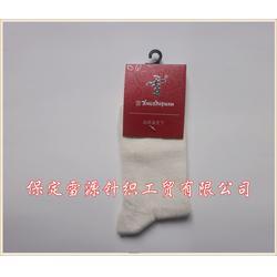 纯棉袜子 、雪源针织(在线咨询)、纯棉袜子图片