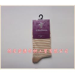女纯棉袜-雪源针织(在线咨询)纯棉袜图片