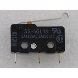 微动开关,欧姆龙微动开关SS-5GL2,鼎悦电子(优质商家)图片