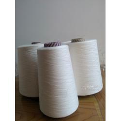 优质人棉纱21支24支环锭纺7RCMV图片