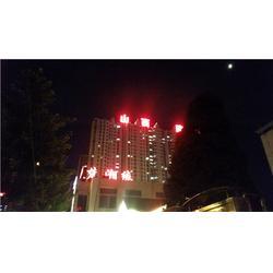 户外楼顶大字,太原楼顶大字,尚格光电工程(查看)图片