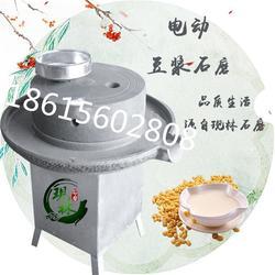 石磨豆浆 现林石磨 家用手工石磨豆浆机图片