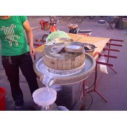石磨豆浆_现林石磨_全自动电动石磨豆浆机图片