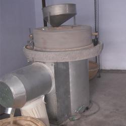 现林石磨 石磨面粉 哪里石磨面粉机便宜图片