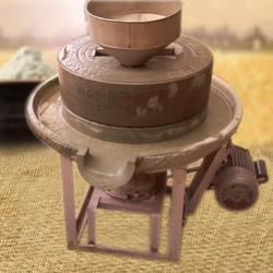 石磨豆浆、多功能电动石磨豆浆机、现林石磨图片