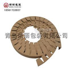 纸板护角条 纸制品厂家订做纸箱加固条 免费拿样图片
