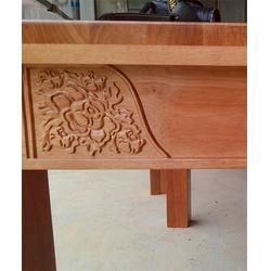 源林木业(在线咨询) 实木餐桌餐椅 东北实木餐桌餐椅图片