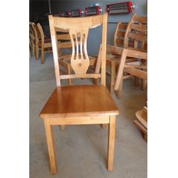 源林木业 宁津橡胶木餐桌椅-橡胶木餐桌椅图片