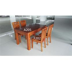 源林木业(图)、河北餐桌椅厂家、餐桌椅厂家图片