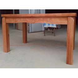 河南橡胶木餐桌餐椅_橡胶木餐桌餐椅厂家_源林木业(优质商家)图片