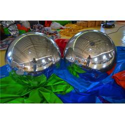 黄冈充气镜面球、乐飞洋、充气镜面球图片