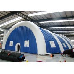 充气帐篷定做-乐飞洋品牌气模-揭阳气模帐篷