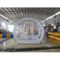 威海圆形透明帐篷