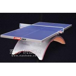 红双喜彩虹08乒乓球台稳定型高 支撑台面图片