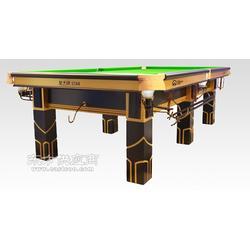 星牌美式落袋台球桌 中式台球标准尺寸桌球台 XW8101-9A图片