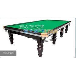 星牌台球桌英式斯诺克台球桌标准斯诺桌球台 XW106-12S俱乐部专用台球桌图片
