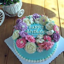 蛋糕学习-郑州祖乐烘焙培训-登封蛋糕学习图片