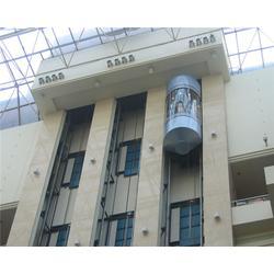 太原志翔电梯(图)、高档观光电梯、晋中观光电梯图片