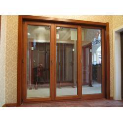 沈阳铝包木门窗厂商、沈阳铝包木门窗、沈阳宏家豪门窗图片