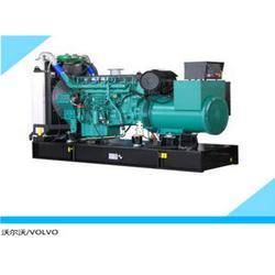 沃尔沃柴油机,发电机组出租,淡水发电机图片