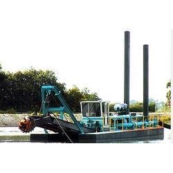 抽沙船,河道清淤船,金帆沙矿机械(优质商家)图片