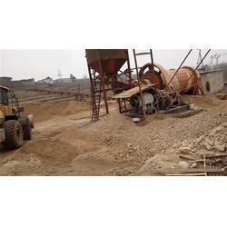 球磨制沙机_市北区制沙机_金帆沙矿机械(查看)图片