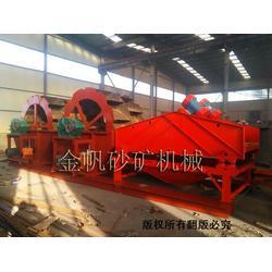 石粉洗砂设备_金帆沙矿机械_黄山洗砂机图片