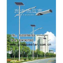 太陽能路燈銷售青谷路燈廠圖片