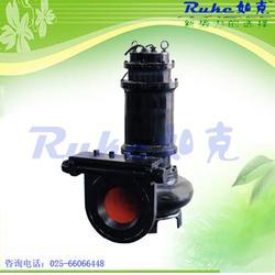 南京WQ潜水排污泵安装、如克环境工程、南京WQ潜水排污泵图片