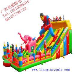 亮韬(图),广州充气城堡厂家订制,充气城堡图片