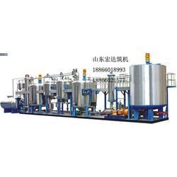 改性乳化沥青设备厂家_武城宏达筑路设备厂_prc改性乳化沥青图片
