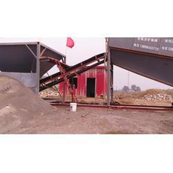 金帆沙矿机械(多图)、洗沙机厂家、张家港市洗沙机图片