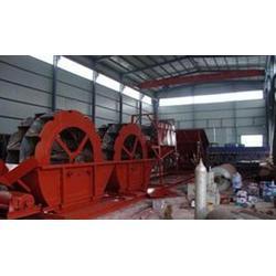 洗沙设备_河北省洗沙机_金帆沙矿机械图片
