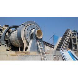 球磨制沙机订做、菏泽球磨制沙机、金帆沙矿机械图片