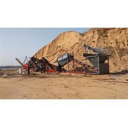 宣城洗砂机_金帆沙矿机械(在线咨询)_新型石粉洗砂机图片